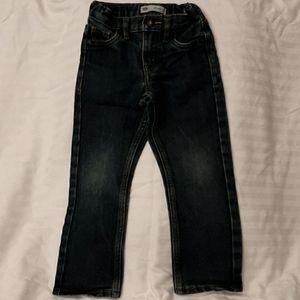 Levi's boys adjustable toddler jeans 4 regular